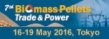 7th Biomass Pellets Trade & Power, May 16-19, 2016, Tokyo, Japan