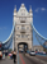 Tower Bridge in the City of London