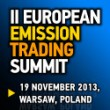 II European Emission Trading Summit